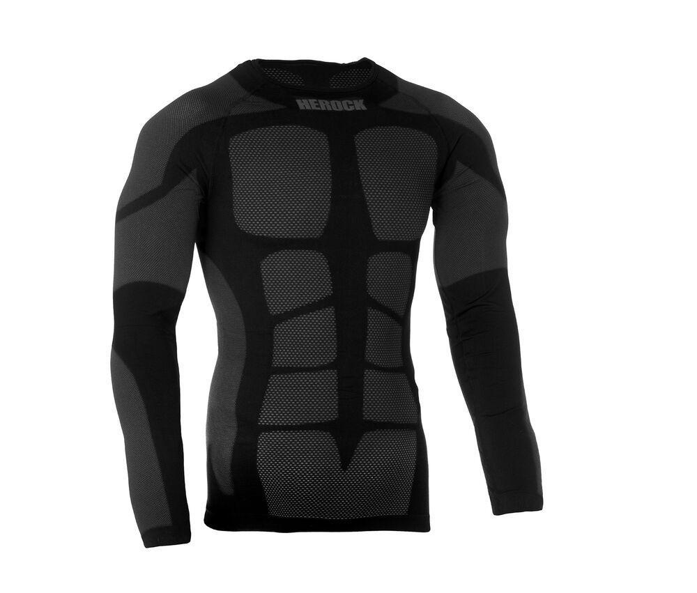 Herock HK605 - Nikos Thermal LS T-Shirt