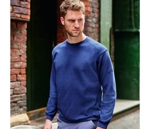Russell JZ013 - Sweatshirt Col Rond Homme