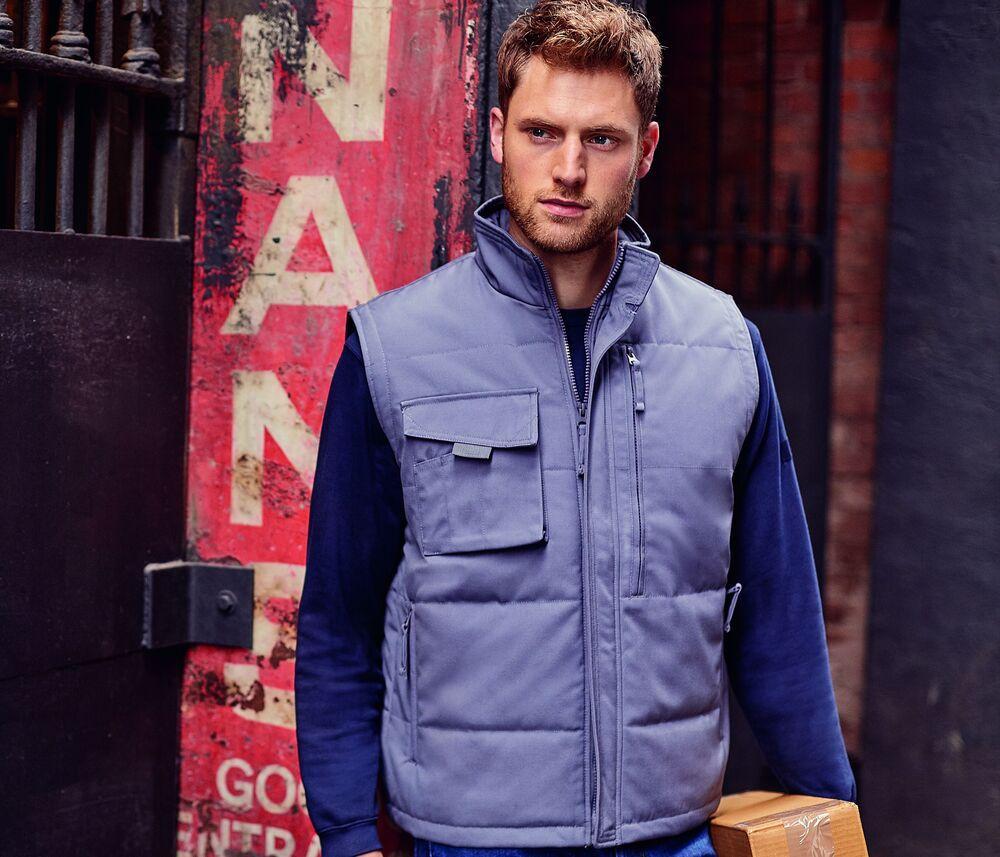 Russell JZ014 - Men's Work Vest