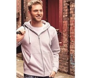 Russell JZ266 - Sweat-Shirt Com Capuz E Zip