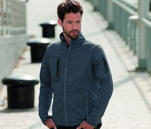 Russell JZ520 - Veste Polaire Homme Soft-Shell