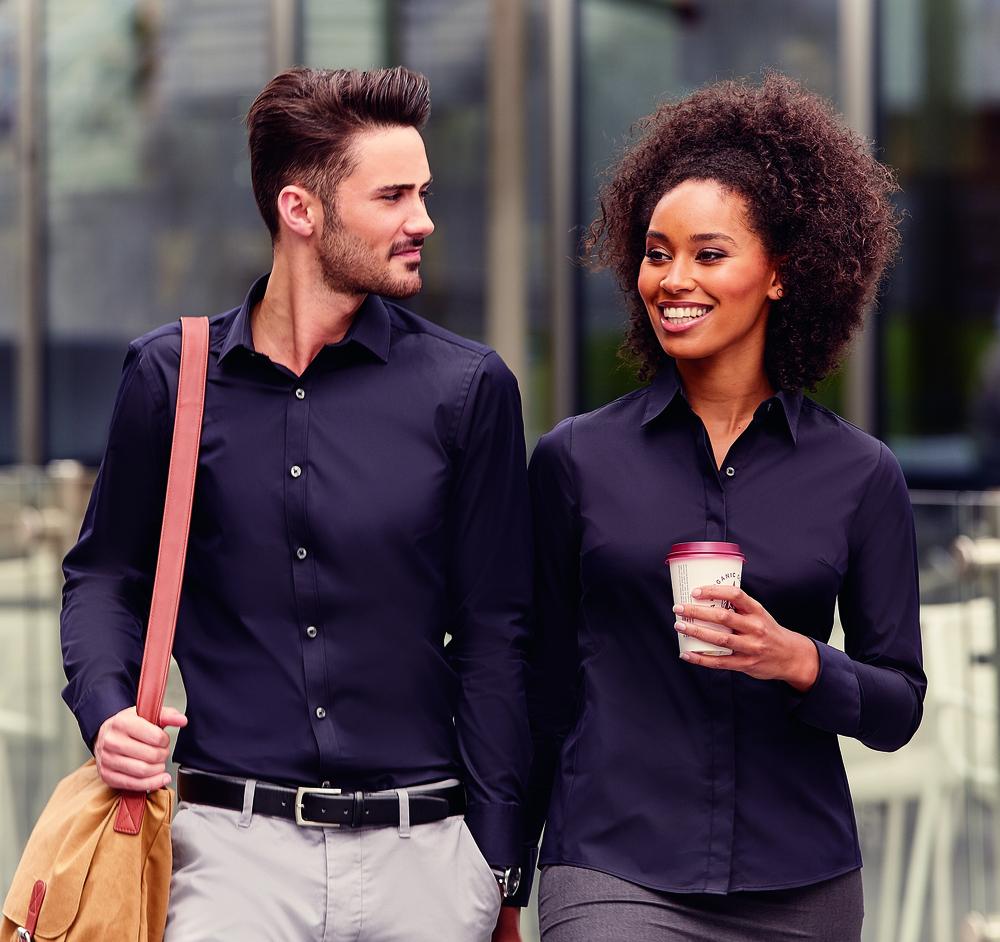 Russell Collection JZ960 - Lycra®Stretch Men's Shirt