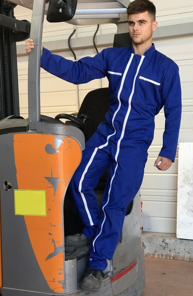 Label Serie LS420 - F1 Suit
