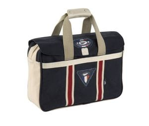 Pen Duick PK032 - Vintage Documenten Tas Canvas