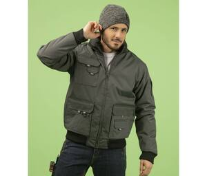 Pen Duick PK542 - Veste Homme Grand Zip Multi-Poches