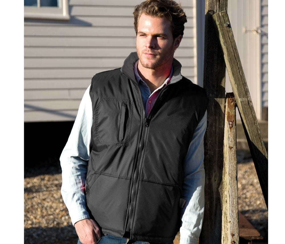 Result RS066 - Ripstop gilet