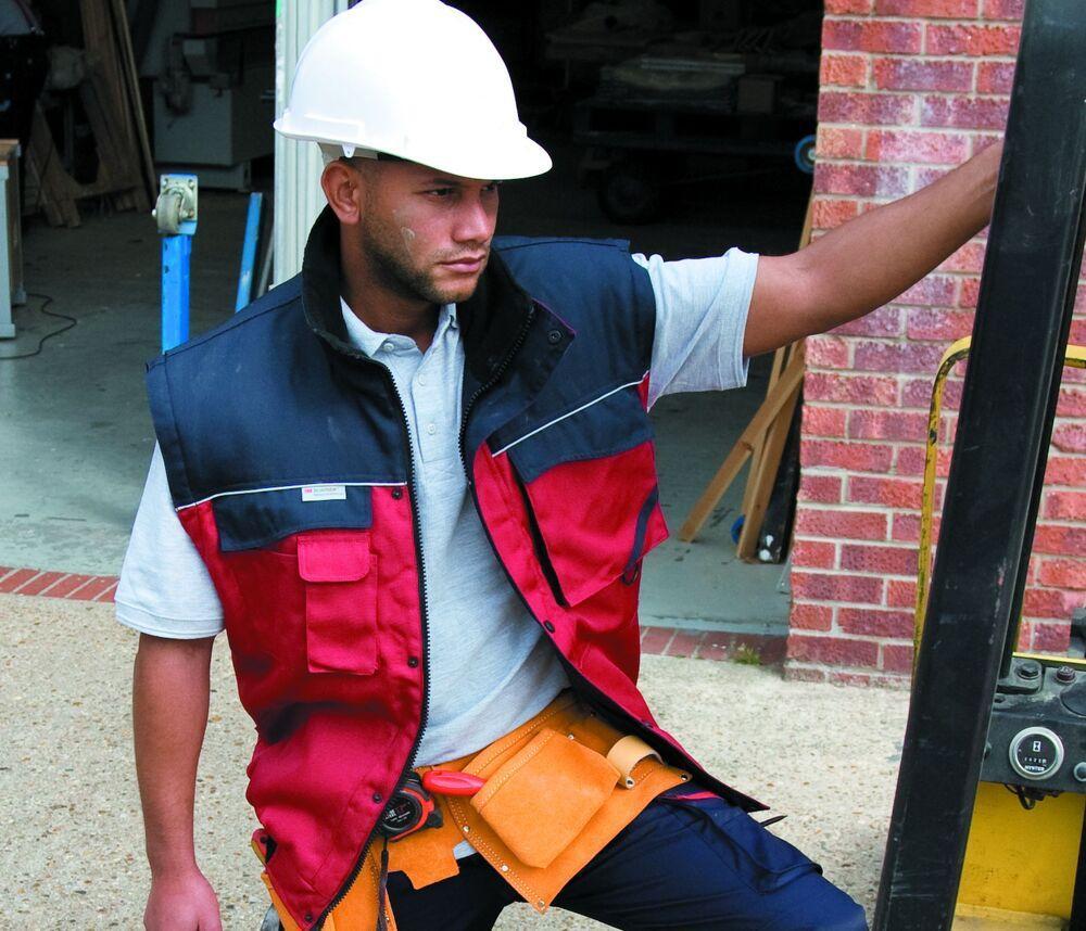 Result RS071 - Workguard Zip Sleeve Heavy Duty Jacket