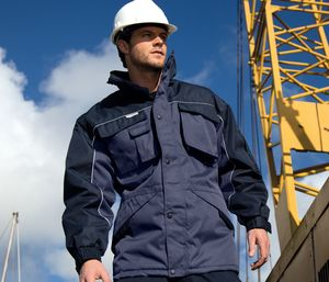 Result RS072 - Workguard™ heavy duty combo jacket