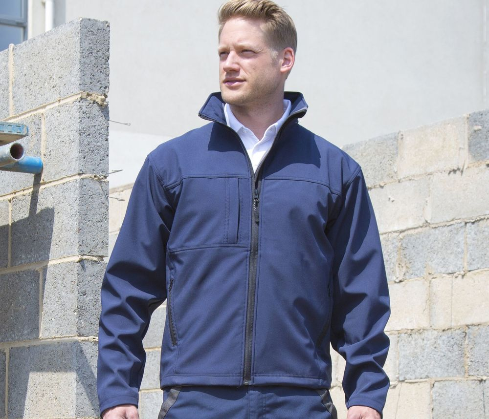 Result RS121 - Classic Softshell Jacket