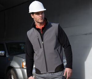 Result RS123 - Gilet Soft-Shell