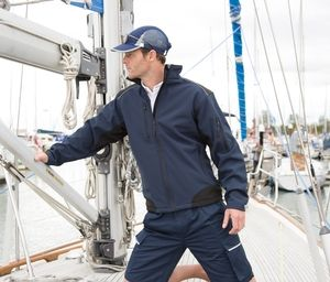 Result RS124 - Ripstop softshell workwear jacket