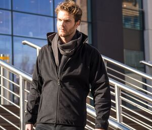 Result RS131 - Osaka combed pile softshell jacket