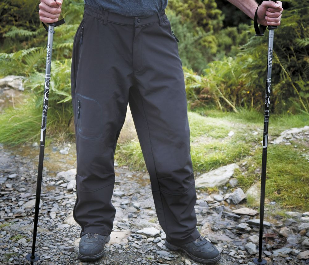 Result RS132 - Tech Performance Softshell Trousers