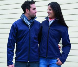 Result RS209 - Chaqueta Core Softshell