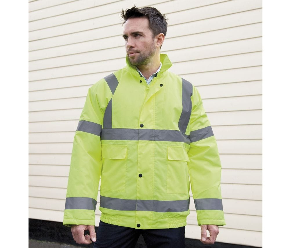 Result RS217 - Core high-viz winter blouson