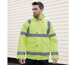 Result RS217 - High Viz Winter Blouson