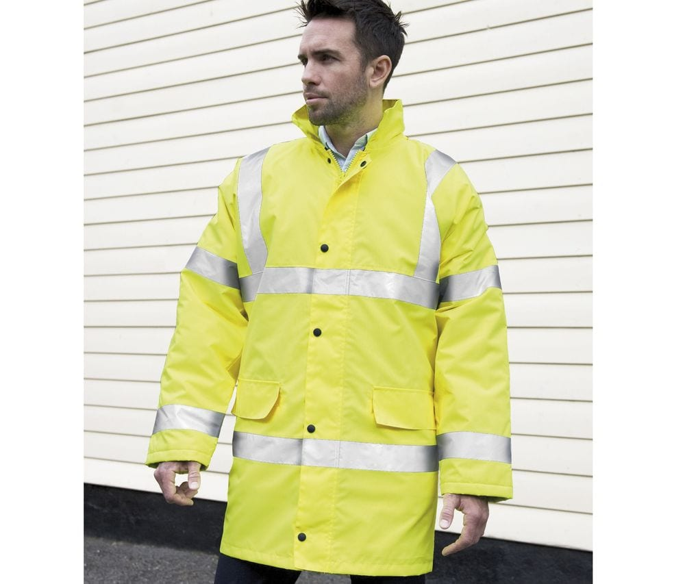Result RS218 - Core safety high-viz coat coat