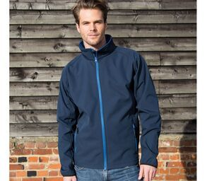 Result RS231 - Chaqueta Soft-Shell Printable Para Hombre