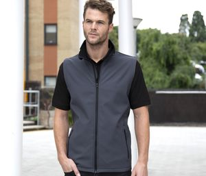 Result RS232 - Mens Printable Soft-Shell Bodywarmer