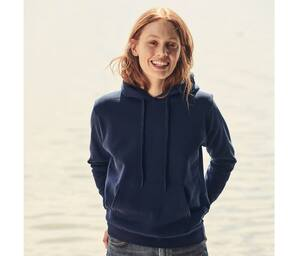 Fruit of the Loom SC269 - Womens Hoodie with Kangaroo Pocket