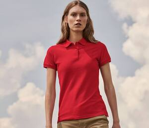 Fruit of the Loom SC281 - Maglietta Polo Donna