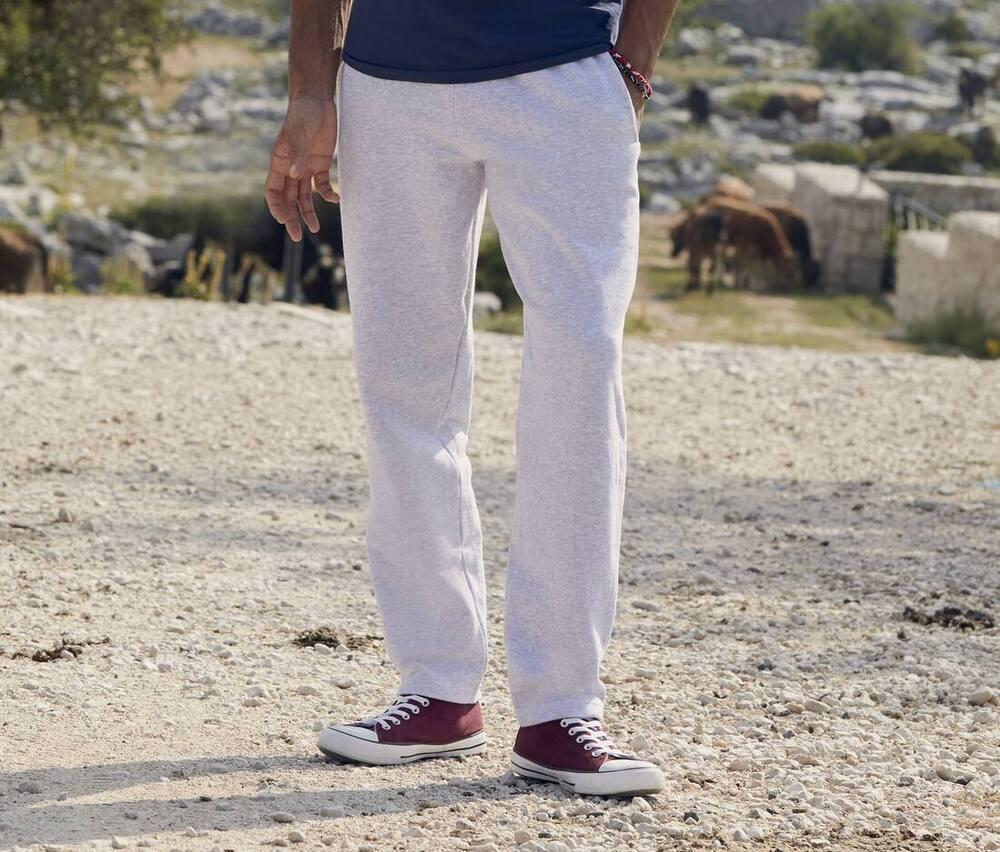 Fruit of the Loom SC293 - Pantalon de Jogging Homme en Coton