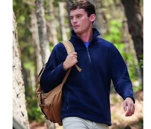 Fruit of the Loom SC300 - Outdoor Half Zip Fleece (62-512-0)