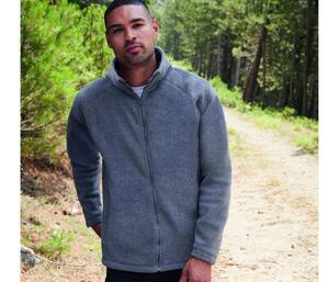 Fruit of the Loom SC305 - Sweat Homme Grand Zip