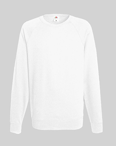 Fruit of the Loom SC360 - Sweat Raglan Homme