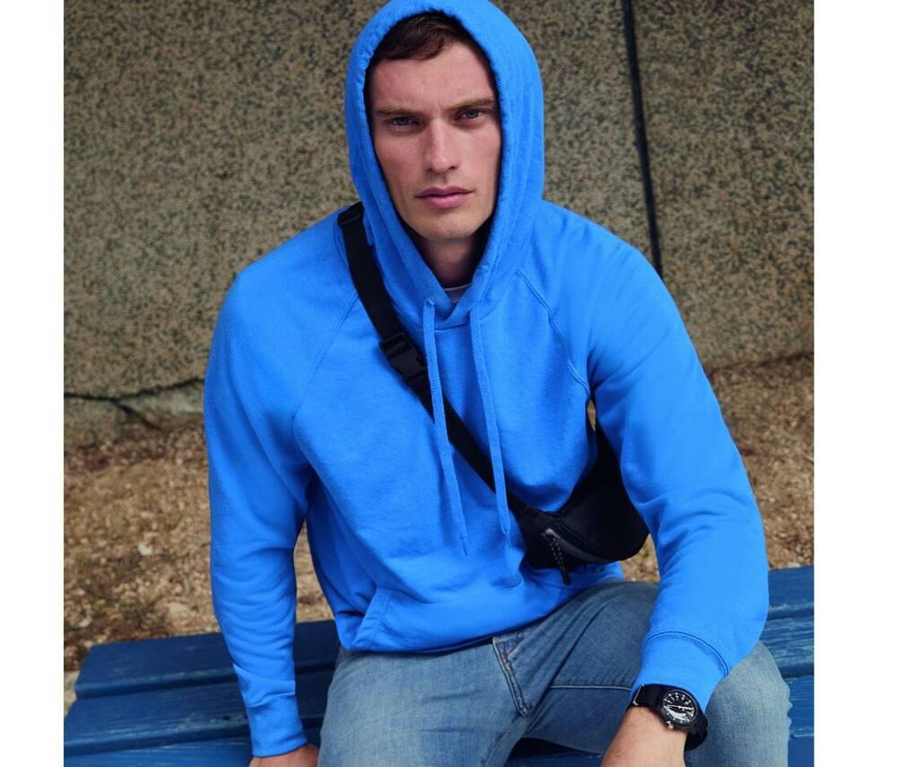 Fruit of the Loom SC362 - Men's Hooded Sweatshirt