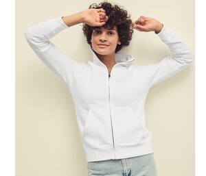 Fruit of the Loom SC366 - Sweat Zippé Femme Coton