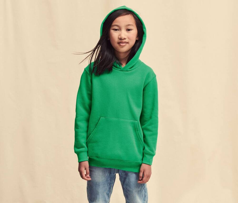 Fruit of the Loom SC371 - Hooded Sweat (62-034-0)