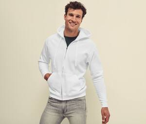 Fruit of the Loom SC374 - Hoodie Sweat Jack (62-062-0)