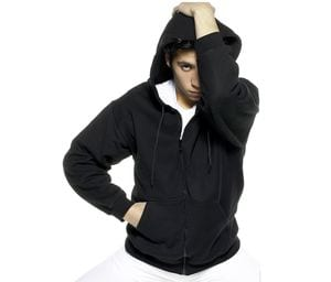 Starworld SW260 - SUDADERA CON CAPUCHA ZIP THROUGH