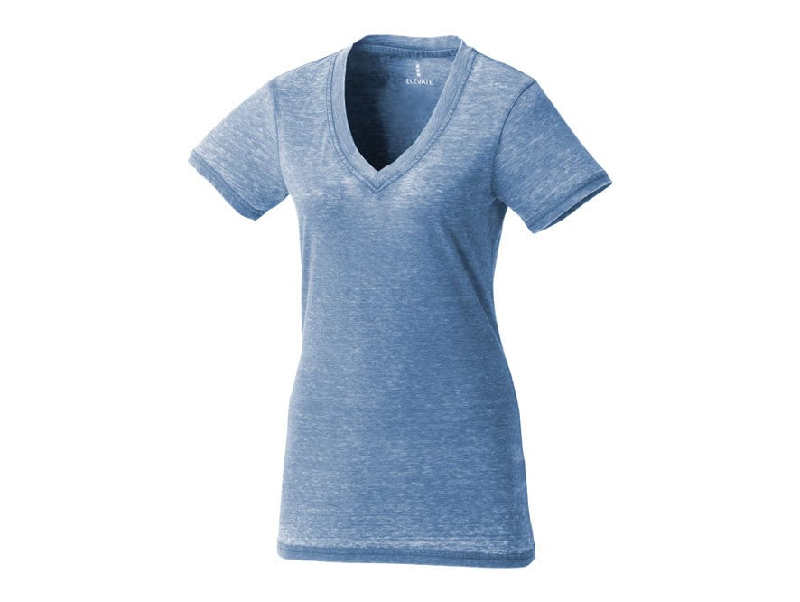 Elevate 97898 - Burnout SS tee