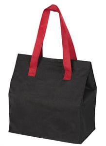 Black&Match BM900 - Shopping Bag Anses Contrastées