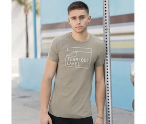 Skinnifit SF121 - Camiseta Feel Good para hombre