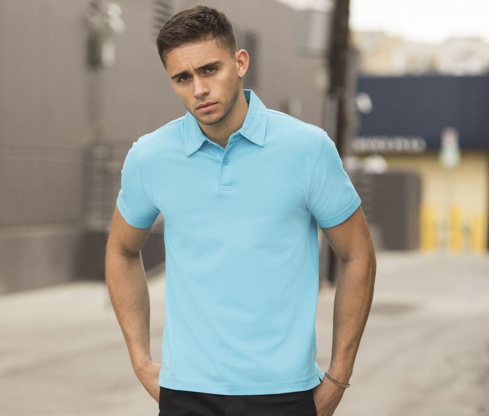 Skinnifit SFM42 - Stretch Polo Men
