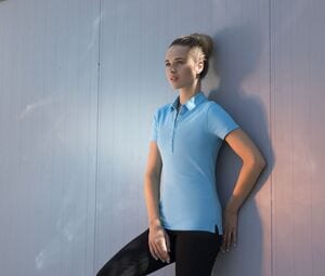 Skinnifit SK042 - Womens stretch polo shirt
