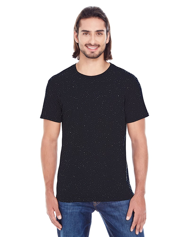 Threadfast 103A - Men's Triblend Fleck Short-Sleeve T-Shirt