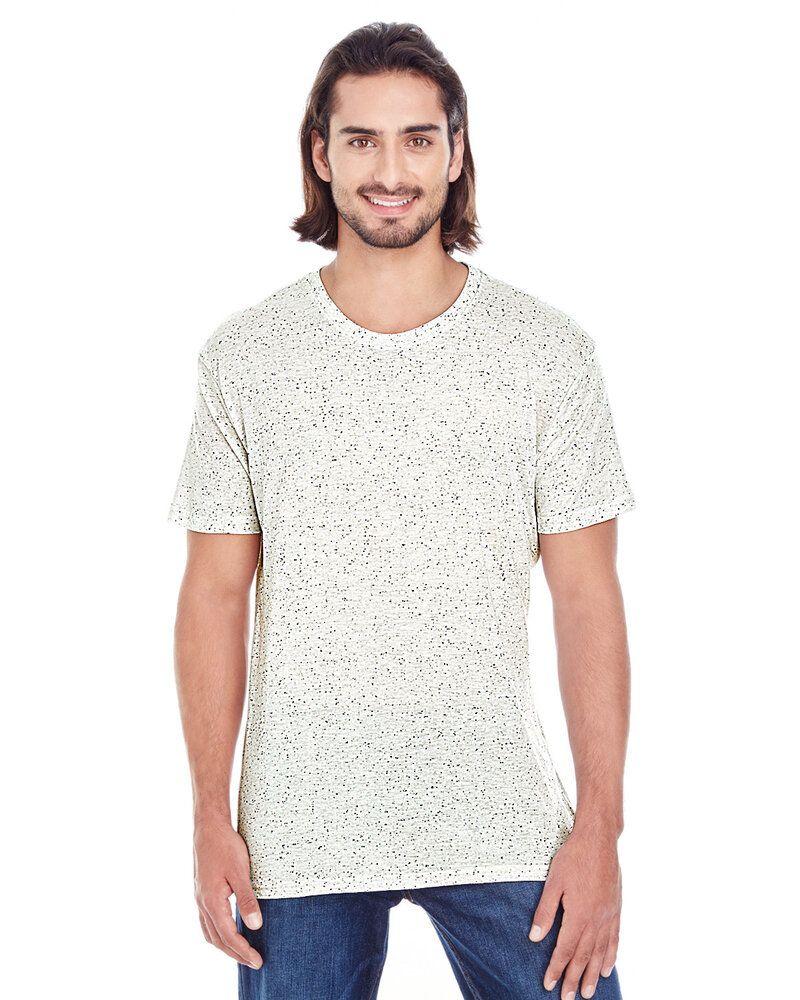 Threadfast 103A - Men's Triblend Fleck Short-Sleeve T-Shirt