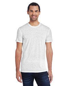 Threadfast 104A - T-shirt à manches courtes en jersey Blizzard pour hommes