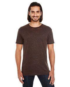 Threadfast 115A - Unisex Cross Dye Short-Sleeve T-Shirt