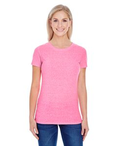 Threadfast 202A - Ladies Triblend Short-Sleeve T-Shirt