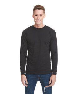 Next Level 7401 - T-Shirt Crew à manches longues avec teinture inspirée pour adulte