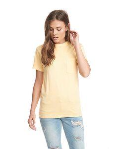 Next Level 7415 - T-Shirt Adulte Inspired Dye Crew avec poche