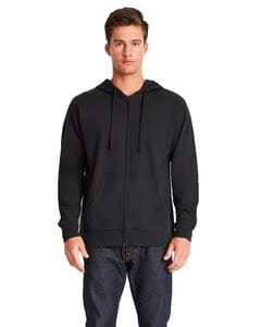 Next Level 9601 - Adult French Terry Zip Hoody