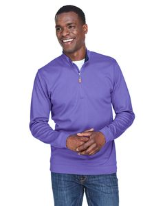 Devon & Jones DG479 - Chandail Drytec20 Performance Quarter-Zip pour homme