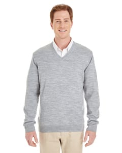 Harriton M420 - Mens Pilbloc™ V-Neck Sweater