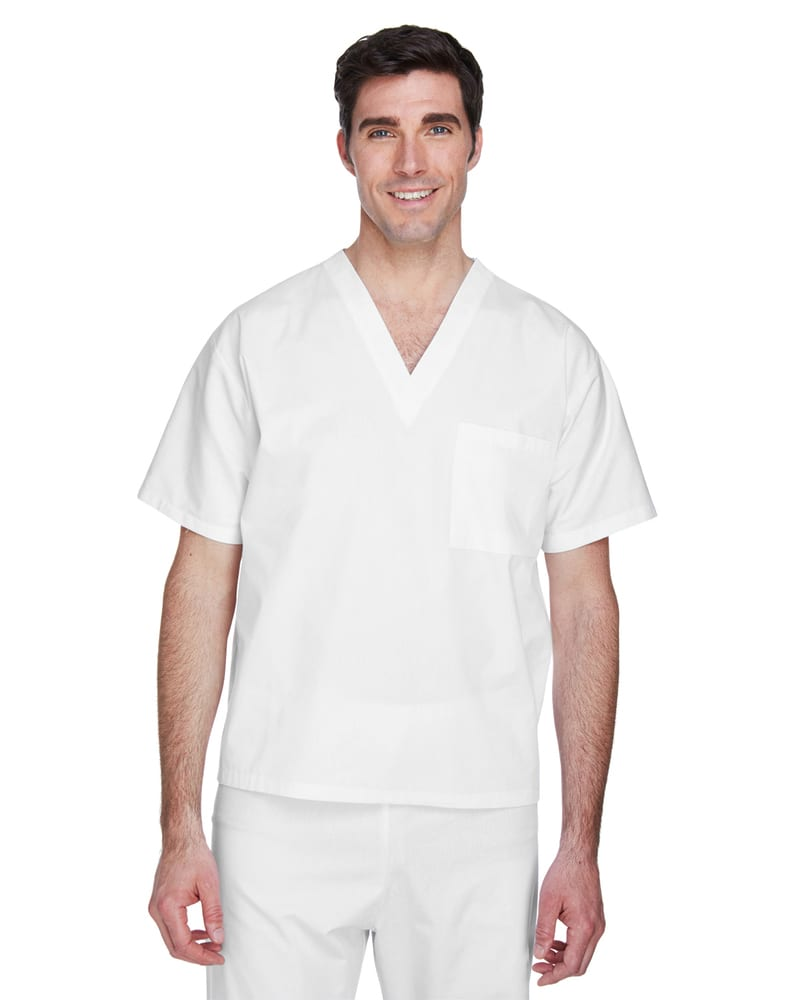 Harriton M897 - Adult Restore 4.9 oz. Scrub Top
